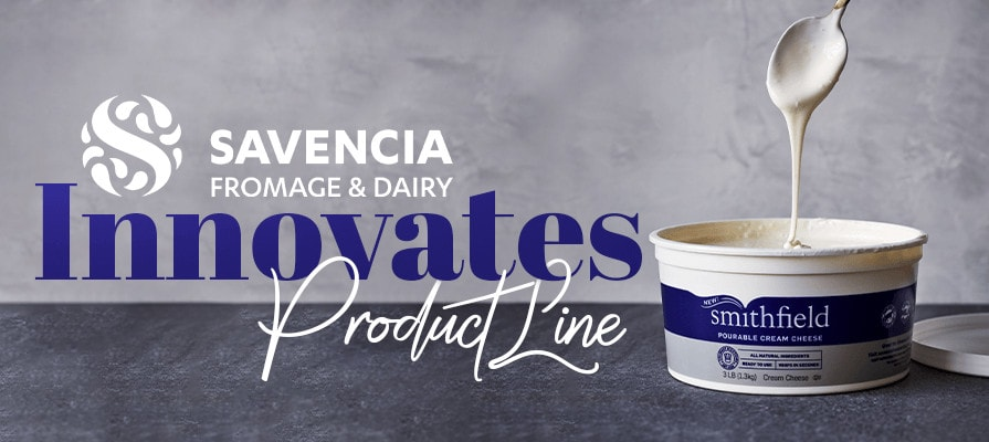 Savencia Unveils Latest Products and Rebrands